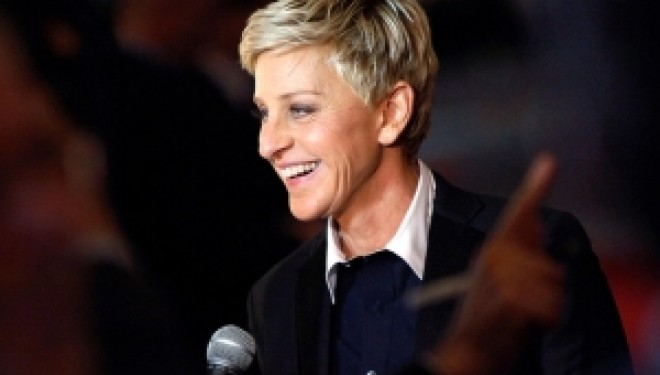 Comedian Ellen DeGeneres picked to host 2014 Oscars – AsiaOne