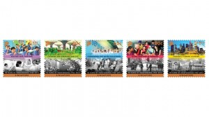 SingPost launches stamps to mark Singapore's 48th year of independence