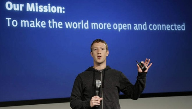 Facebook unveils global net access plan – Sydney Morning Herald