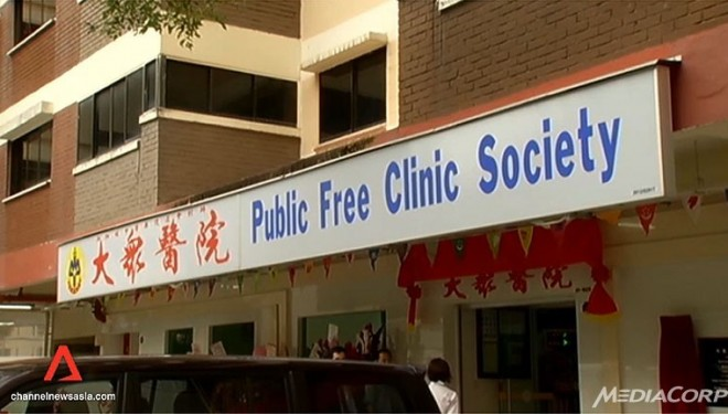 Public Free Clinic Society opens fourth outlet in Jurong West – Channel News Asia
