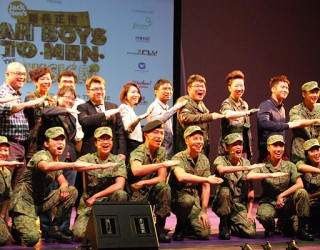 'Ah Boys to Men' stars reunite for musical of hit movie – Yahoo Singapore News (blog)